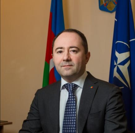 Ambassador of Romania in Baku will speak at ADA University