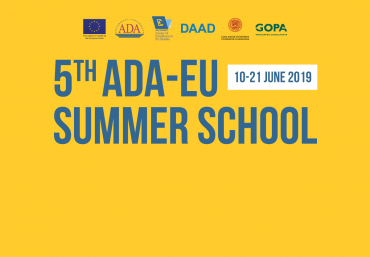 5th ADA University EU Summer School 2019