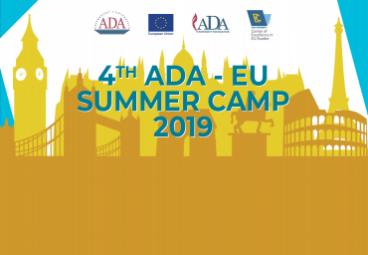 4th ADA-EU Summer Camp / 4-cü ADA-Aİ Yay Düşərgəsi