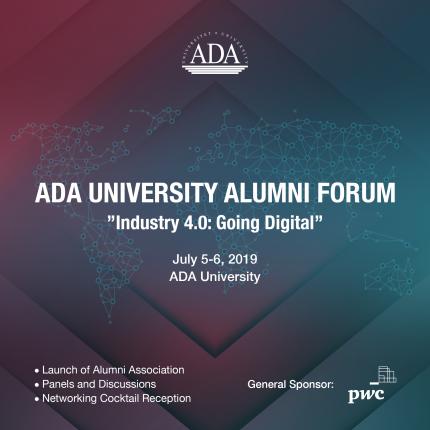 ADA University Alumni Forum 2019
