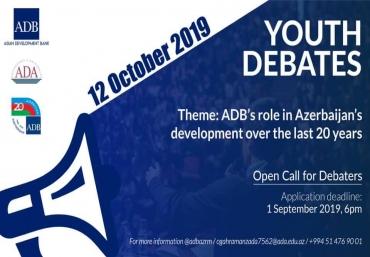 ADB YOUTH Debates