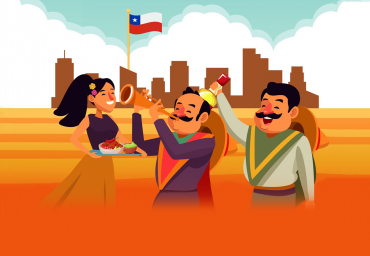 ADA University invites you to celebrate National Day of Chile on campus