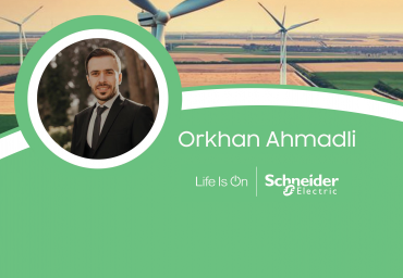 ADA University alumnus Mr. Orkhan Ahmadli will conduct on-campus recruitment in Energy Management and Automation