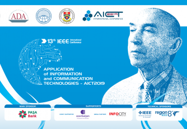 The IEEE 13th International Conference on  Application of Information and Communication Technologies