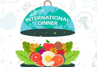 International  Dinner at ADA University