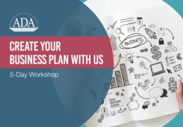 Five-day workshop on designing business plan
