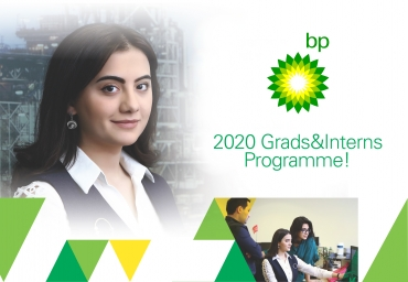 Presentation of 2020 Graduate and Intern Recruitment Programme of BP Azerbaijan at ADA campus