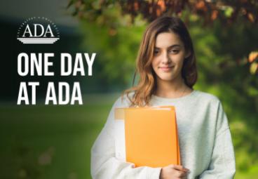 """""""ADA-da 1 gün"""" layihəsi davam edir"""