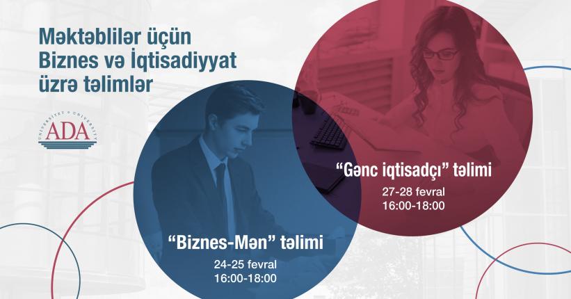 """""""Biznes-Mən"""" və """"Gənc iqtisadçı"""""""
