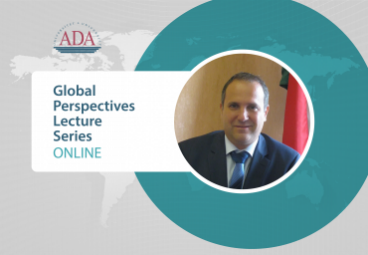 """Online """"Global Perspectives"""" with Ambassador of Hungary"""