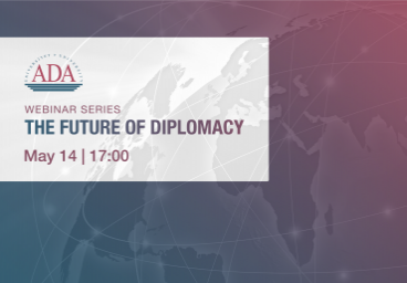 Upcoming webinar: The Future of Diplomacy with a former senior Serbian and UN official