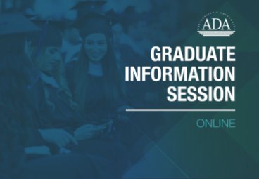 Online Graduate Information Session