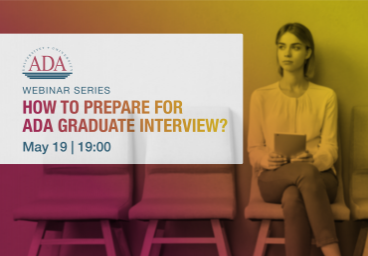 How to prepare for ADA Graduate Interview?""