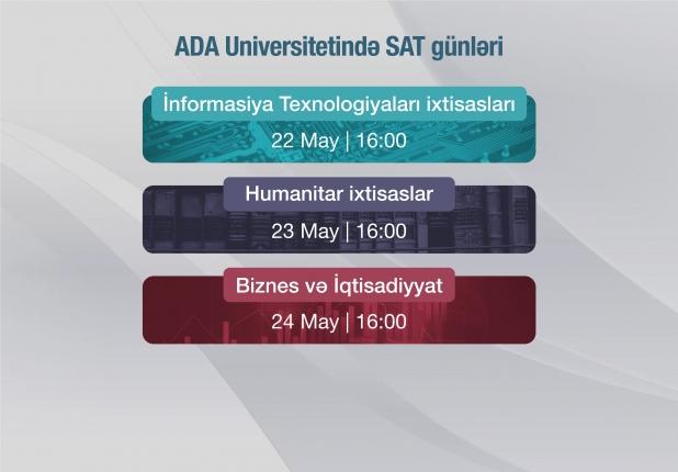 Online SAT Info Sessions on Undergraduate Programs