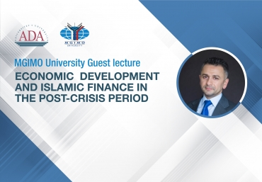 Webinar with Behnam Gurbanzada, Head of Islamic Finance Department, Sberbank