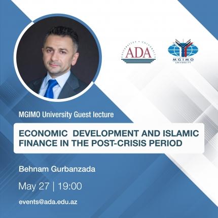 Webinar with Behnam Gurbanzada, Head of Islamic Finance Department, Sberbank
