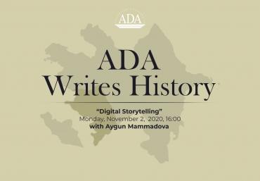 Workshop alert: Digital Storytelling
