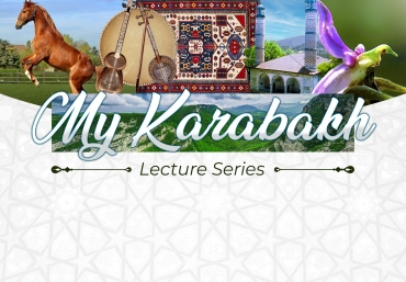 "The new initiative of the Office of Student Services - ""My Karabakh"" lecture series"