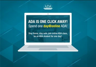 One day@online ADA!