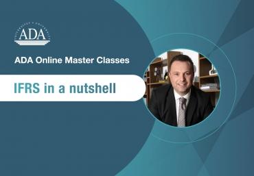 ADA Online Master Class by Elchin Ibadov, FCCA