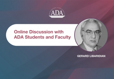 Online Discussion for ADA Students and Faculty