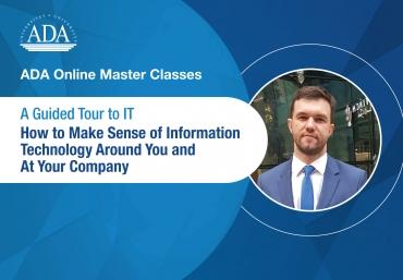 Online Master Class by Evgeny Pogrebnyak, MGIMO University Dean