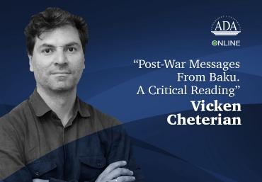 Upcoming Webinar: Post-War Messages from Baku. A Critical Reading