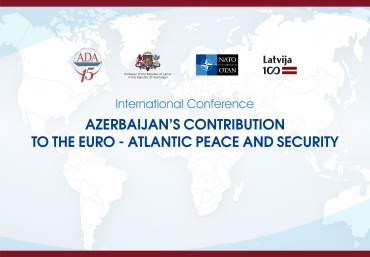 International conference: Azerbaijan's contribution to the Euro-Atlantic Peace and Security