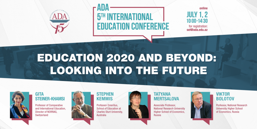 ADA 2021- 5th International Education Conference: July, 1-2, 2021