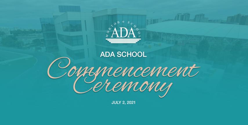 ADA School Commencement 2021