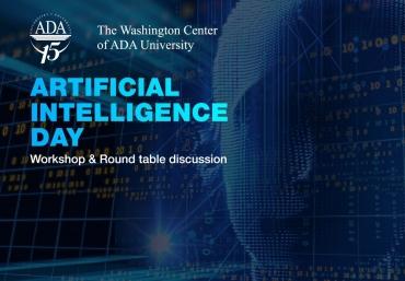 Workshop on Artificial Intelligence run by The Washington Center of ADA University