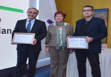ADA faculty members receive Web of Science Awards