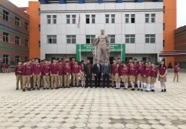 ADA University representatives visited regions
