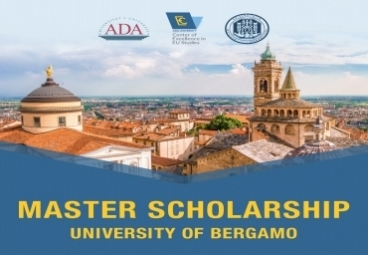 Call for Applications for Second Level Professional Master Degree in Bergamo, Italy.