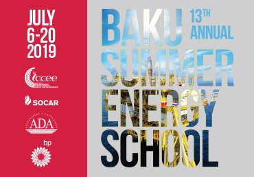 CALL FOR APPLICATIONS: 13th Annual Baku Summer Energy School.
