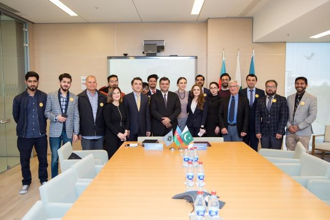 Memorandum of Understanding with IQRA National University
