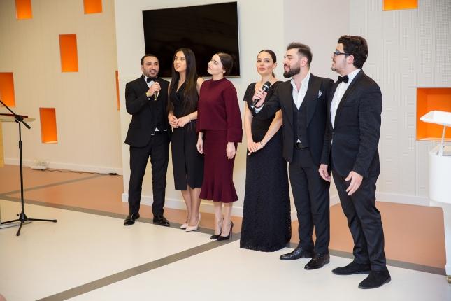 Musical feast to the memory of Emin Sabitoglu and Sabit Rahman