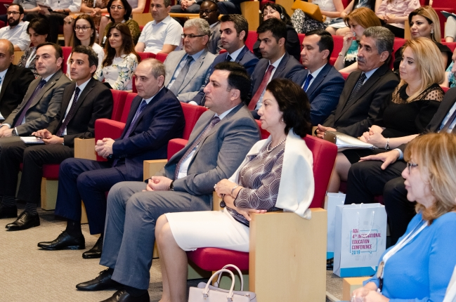 ADA University hosted the 4th International Education Conference