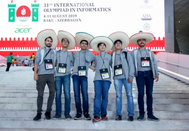 Opening ceremony of 31st International Informatics Olympiad  kicked off in Baku