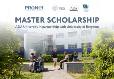 Call for Applications for Scholarship for Second Level Professional Master Degree at University of Bergamo, Italy