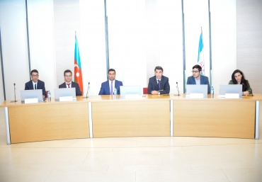 """""""Past and Future 100 Years"""" of Azerbaijan diplomacy was discussed at ADA University"""