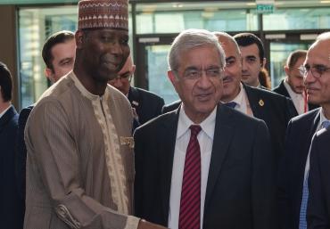 ADA University celebrated  United Nations day