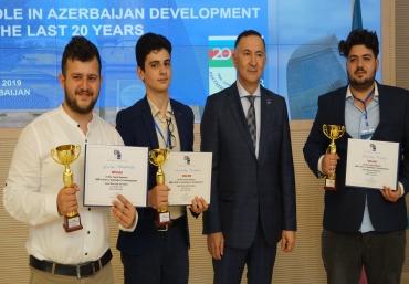 ADB Youth debate was held at ADA University