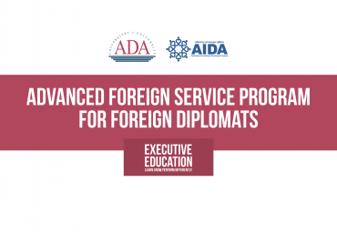 ADA University Executive Education completed AFSP for diplomats and civil servants