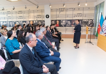 National leader Haydar Aliyev was commemorated at ADA University