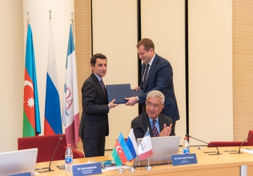 ADA University launches the dual-degree MBA program in Finance with the MGIMO University