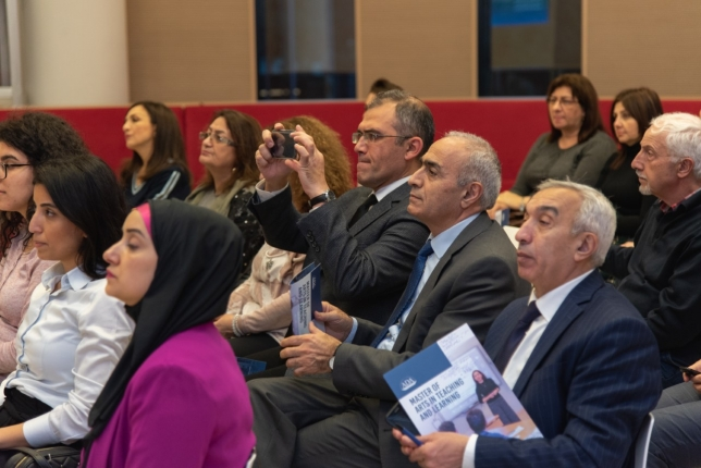 ADA University launches a new Master's degree program