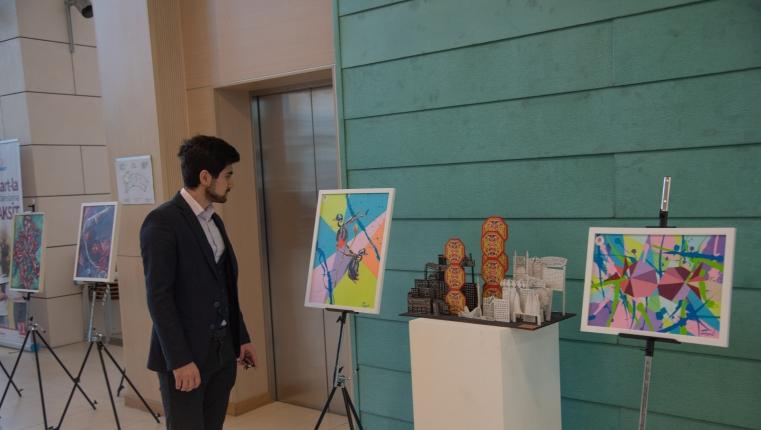 """Silver pomegranate'' festival at ADA University"