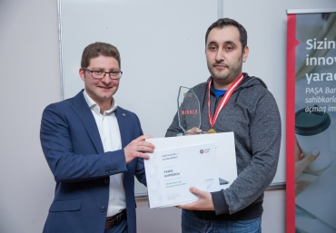 ADA University's instructor wins first place award