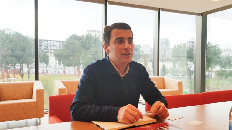 University looking to the West is the 'new face of Azerbaijan' - Interview with Fariz Ismailzade